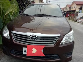 2014 Toyota Innova E Manual for sale in Santa Rosa