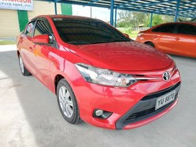 2016 Toyota Vios 1.3E AT/Gas