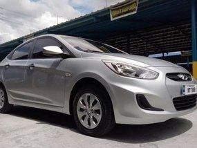 2017 Hyundai Accent CVT 1.4 GL AT/ Gas