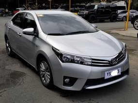2016 Toyota Altis G Manual 109K DP ALL-in