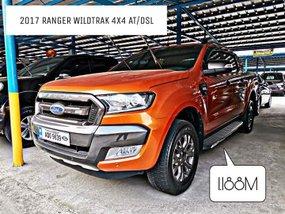 2017 Ford Ranger Wildtrak DBL 4X4 2.0 AT/ Diesel