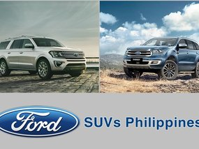 List of all Ford SUVs in the Philippines: Price list with Brief review