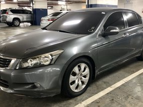 2008 Honda Accord for sale in Bacolod