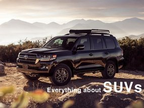 Everything you should know about the meaning of SUV car