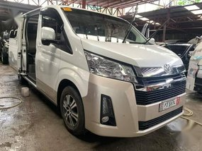 2019 Toyota Hiace for sale in Quezon City