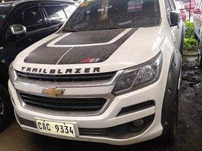 2017 Chevrolet Trailblazer for sale in Quezon City