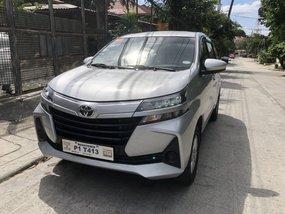 2019 Toyota Avanza E Automatic