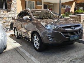 Hyundai Tucson 2013 Automatic Diesel