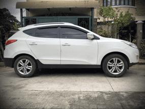 Hyundai Tuscon YM 2011