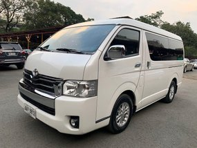 2014 Toyota Hiace for sale in Manila