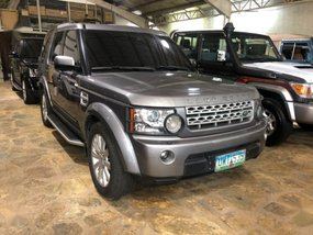 2012 Land Rover Discovery for sale in Quezon City