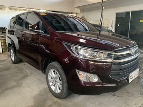 Selling Toyota Innova 2016 in Quezon City