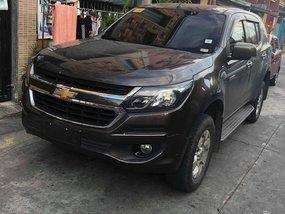 Chevrolet Trailblazer 2017 for sale in Muntinlupa