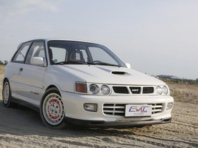 1997 Toyota Starlet for sale in Quezon City