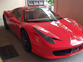 2016 Ferrari 458 for sale in Quezon City