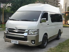2017 Toyota Hiace for sale in Pasig
