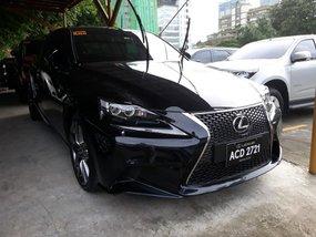 2017 Lexus Is 350 for sale in Manila