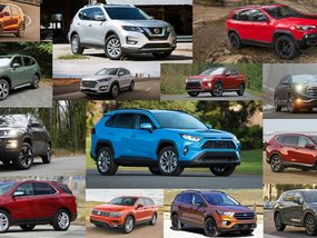 SUV prices in the Philippines from 14 most popular brands