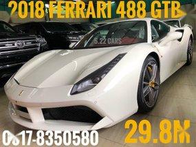 2018 Ferrari 488 for sale in Quezon City