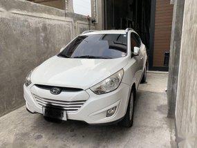 2010 Hyundai Tucson for sale in Quezon City