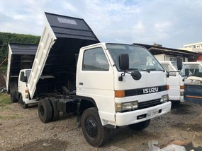 Selling 2019 Isuzu Elf Truck in Mandaue