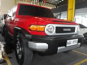 2019 Toyota Fj Cruiser for sale in Manila