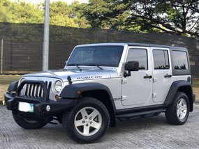 Jeep Wrangler 2012 for sale in Paranaque