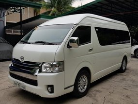 2017 Toyota Hiace for sale in Quezon City