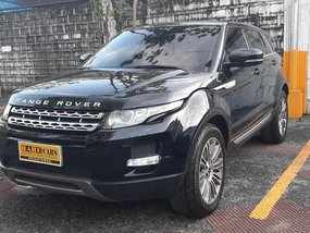 2012 Land Rover Range Rover Evoque for sale in Quezon City