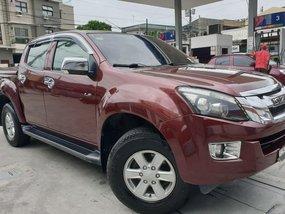 2014 Isuzu D-Max for sale in Manila