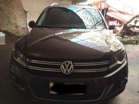 2015 Volkswagen Tiguan 4x4 2.0TDI