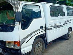 Isuzu FB Truck Giga 12FT 4BE1 Diesel Engine Single Tire 2005 MDL