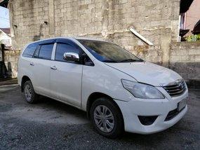 2012 Toyota Innova Diesel Manual for sale in San Leornado