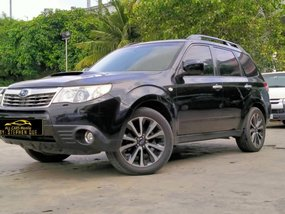 2011 Subaru Forester XT 2.5 Automatic Gas