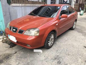 2005 Chevrolet Optra for sale in Antipolo
