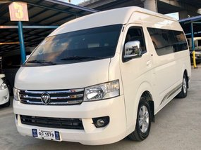 2018 Foton Traveller for sale in Paranaque