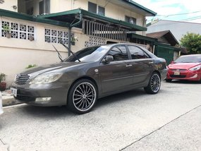 Toyota Camry 2004 for sale in Quezon City