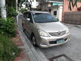 2009 Toyota Innova for sale in Quezon City