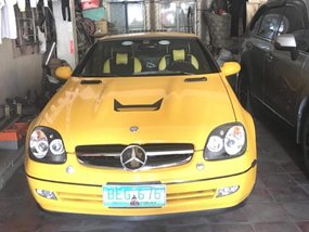 1997 Mercedes-Benz Slk-Class for sale in Binan