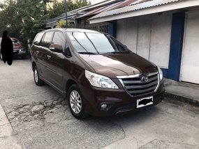 2014 Toyota Innova for sale in Bacoor