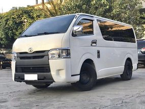 2016 Toyota Hiace for sale in Manila