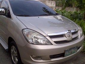 2007 Toyota Innova for sale in Las Piñas