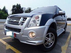 2012 Isuzu Alterra for sale in Quezon City