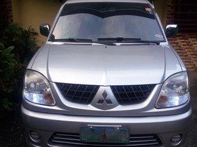 For sale 2006 Mitsubishi Adventure in Quezon City