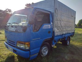 Dec 2019 Isuzu Elf 10ft dropside with Canvas