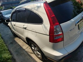 Selling White Honda CRV 2007 in Valenzuela