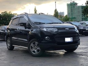 Well-maintained 2016 Ford Ecosport Manual Transmission