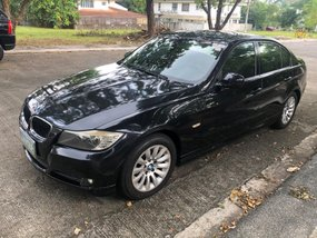 Black BMW 318i for sale in Muntinlupa