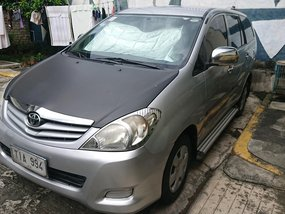 Clean Title, 1st owned Toyota Innova 2012 in Quezon City
