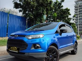 2017 Ford Ecosport 1.5 Trend M/T Black Edition